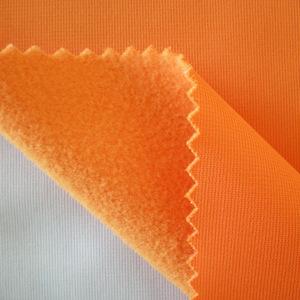 彩色防火起毛布